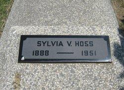Sylvia V <i>Smith</i> Hoss