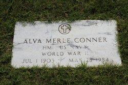 Alva Merle Conner
