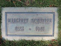Margaret <i>Cuneo</i> Schuyler