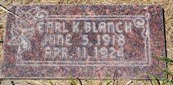 Earl Kenneth Blanch