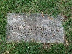Mary Elizabeth <i>Conwell</i> Barkley