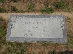 Clyta Daniel Agee