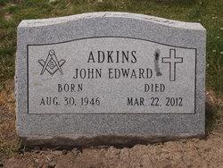 John Edward Adkins