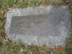 Lucille Altman
