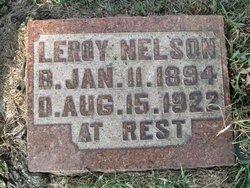 Leroy Nelson