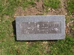 Lucille Eunice <i>Ludington</i> Cressler