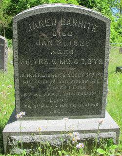 Dr Jared Barhite