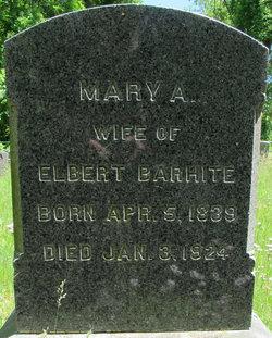 Mary Ann Barhite
