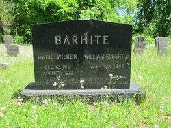 Marie Wilbur Barhite