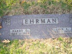 Lois Eldana <i>Smith</i> Ehrman