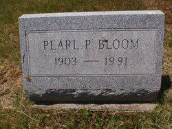 Pearl Pauline <i>Norris</i> Bloom