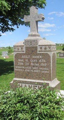 Adolf Hanek