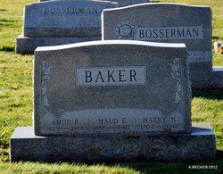 Amos R Baker