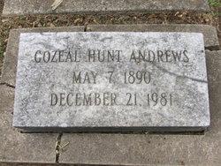 Gozeal <i>Hunt</i> Andrews
