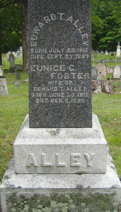Eunice C. <i>Foster</i> Alley