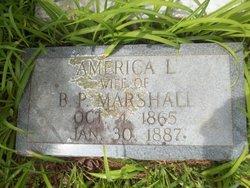 America L. <i>Wright</i> Marshall