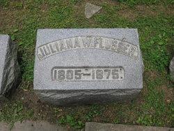Juliana <i>Waters</i> Flusser