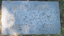 Willie Cecil W. C. Jones
