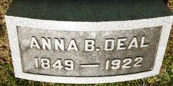 Anna Bell <i>Kohr</i> Deal