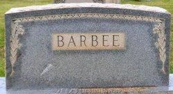 Annie H. <i>Hudson</i> Barbee
