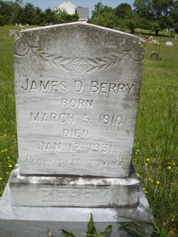 James D Berry