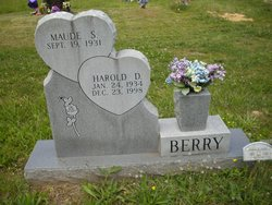 Harold D Berry