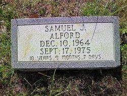 Samuel J Alford