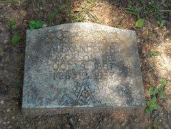 Alexander Jackson, Sr