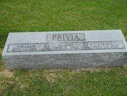 William M Privia