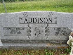 Clyda Faye <i>Dunaway</i> Addison