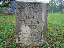 Eliza J. <i>Gallagher</i> Greer