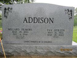 Millard Filmore Addison