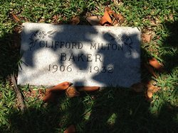 Clifford Milton Baker