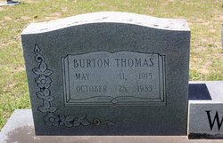 Burton Thomas White