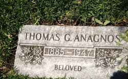 Thomas G Tom Anagnos