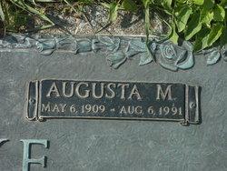 Augusta Mathilda <i>Adam</i> Schmeiser