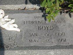 Florence Marie Boyd