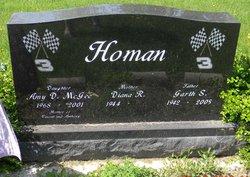 Amy D. <i>Homan</i> McGee