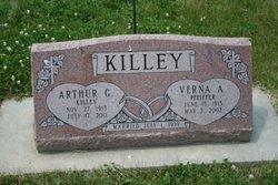 Arthur G Killey