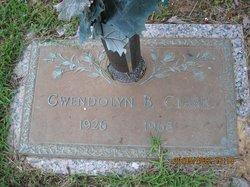 Gwendolyn Hope <i>Bishop</i> Clark