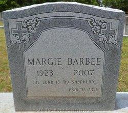 Margie Barbee