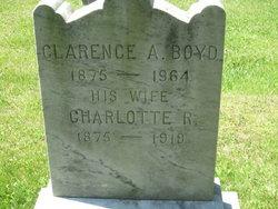 Charlotte Rowe <i>Dodge</i> Boyd