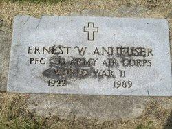 Ernest W. Anheuser