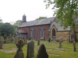 St Peter Churchyard