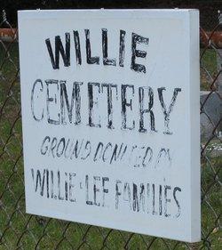 Willie Cemetery