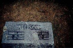 Belle <i>Clark</i> Allison