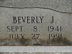 Beverly June <i>Cherry</i> Hackelton