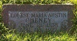 Louise Maria <i>Austin</i> Cheney