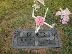 Lottie M. Cooper