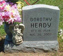 Dorothy Heady